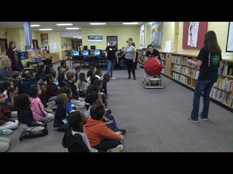 STEM Day at Brumby Elementary School