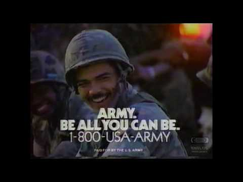 US Army | Television Commercial | 1986