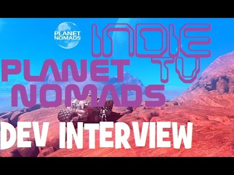 IndieTV ★ [PLANET NOMADS INTERVIEW]★