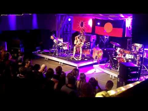 Follow The Sun - Xavier Rudd, Halifax, July 18, 2013