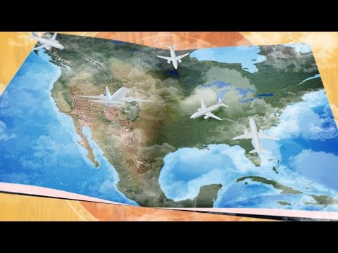 The world warns against traveling to the United States HD