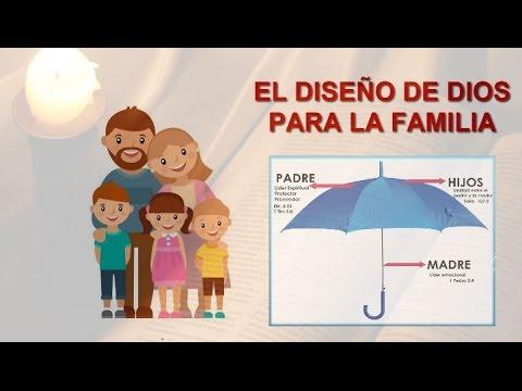 3 El Diseño De Dios Para La Familia Estudio Bíblico La Familia 1era Parte El Padre