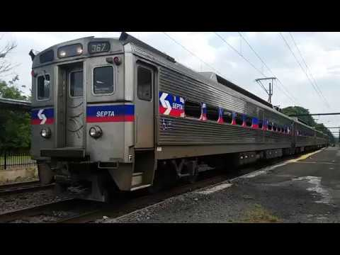 Septa regional rail line train 6370 at west trenton nj youtube septa regional rail line train 6370 at west trenton nj publicscrutiny Images
