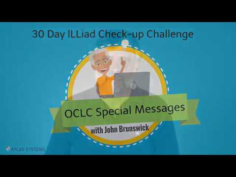 Day 18: OCLC Special Messages