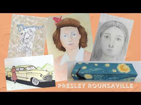 Petal Middle School Art Exhibit 2020