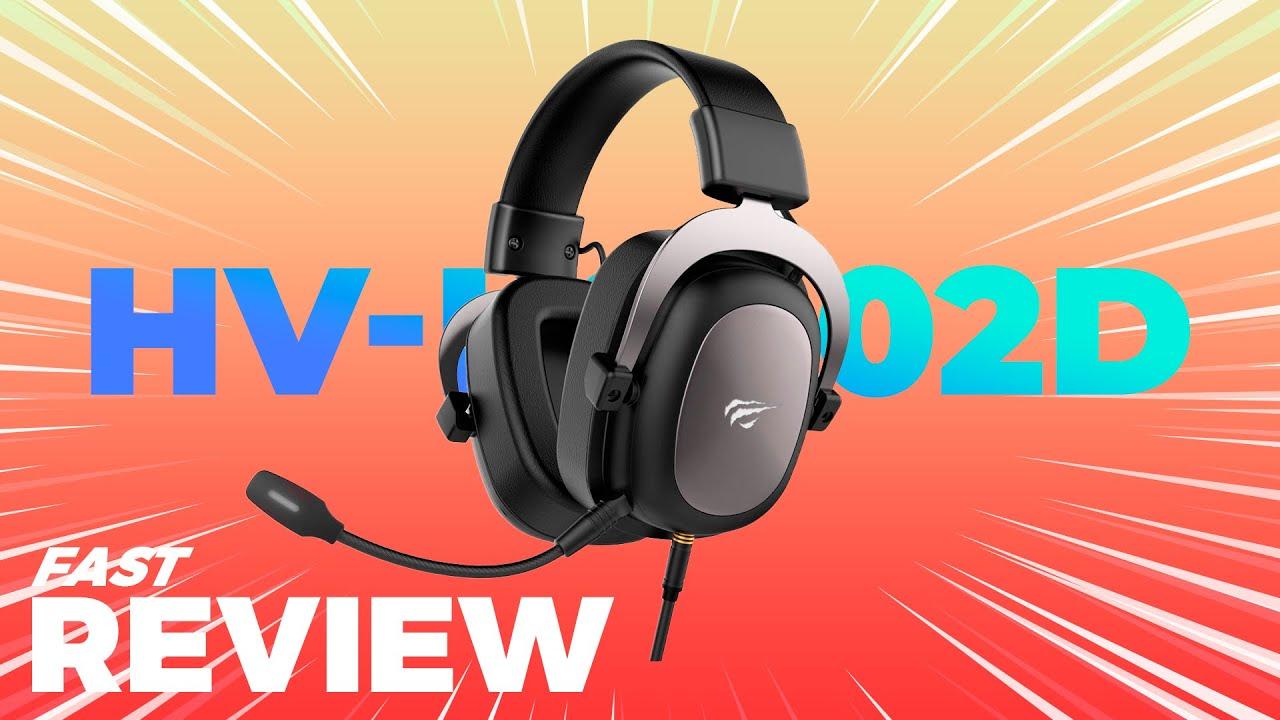 Download HEADSET GAMER HAVIT HV-H2002D (FAST REVIEW PT-BR)