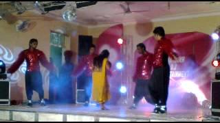 Dance group in Ambala sunny city rockers