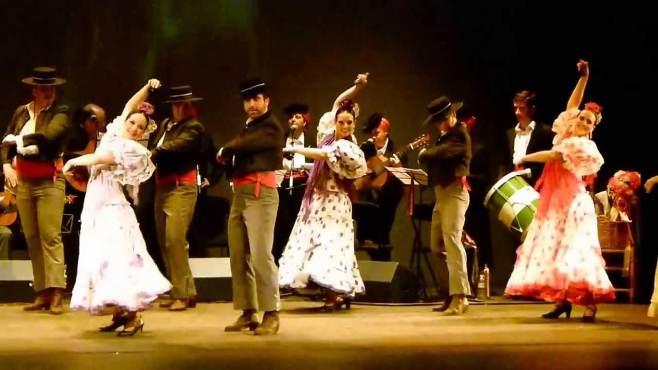 fandango. coros y danzas de granada - fandango huelva