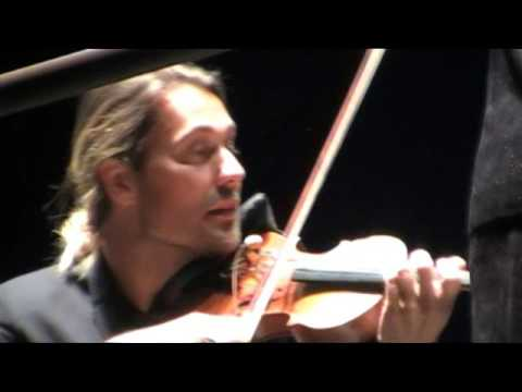 David Garrett - Tchaikovsky Violin Concerto in D mayor op 35 1-Roma 21/07/2016