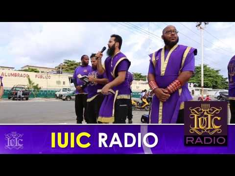 The Israelites:The Quest II Making History In Cozumel, Mexico..IUIC