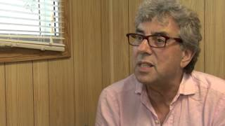 Prolific songwriter Graham Gouldman of 10CC takes a break from Blue...