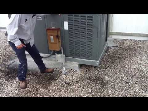 Commercial hvac installation Rooftop Curb Replacement Preparation