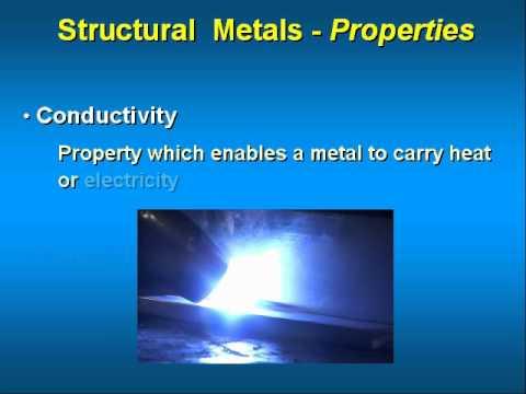 Materials & Processes - Structural Metals