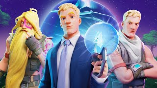 Fortnite STORYLINE - THE FUTURE REVEALED! (Part 1)