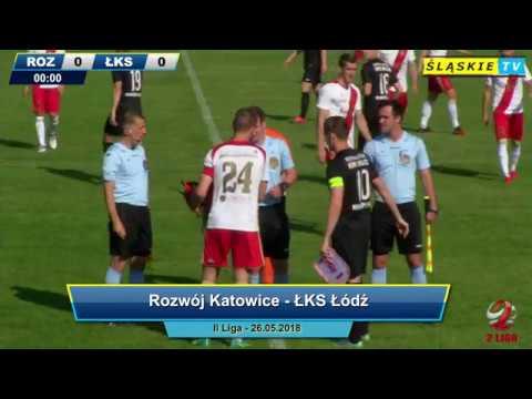 Rozwój Katowice - ŁKS Łódź 0:2