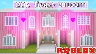 Video I Challenged My Best Friend To A $20K BLOXBURG HOUSE BUILDOFF! download MP3, 3GP, MP4, WEBM, AVI, FLV November 2018