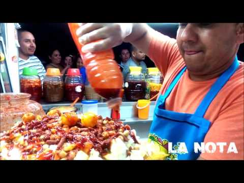 Un Antojo 100 % Mexicano / A Mexican Antojo. What would you eat