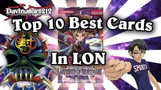Top 10 Best Cards in Labyrinth of Nightmare!