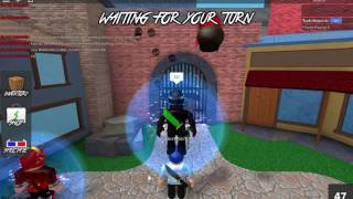 where the code/ redeem sectoin is in murder mystery 2, roblox