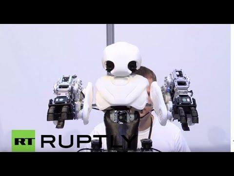 France: Russian robotics companies hit Paris as Innorobo 2016 kicks off