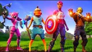 ¡NIVEL 65! LOS VENGADORES LLEGAN A FORTNITE !!!