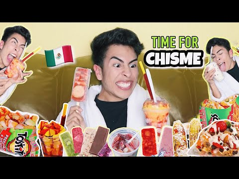 BOMB AF MEXICAN MUKBANG | Louie's Life