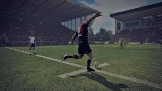 Rugby Challenge 2 - Gameplay Trailer