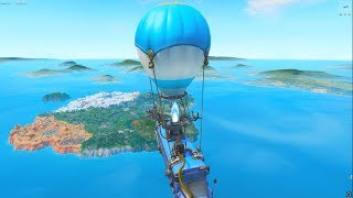 How To DRIVE The BATTLE BUS Using This FORTNITE GLITCH!