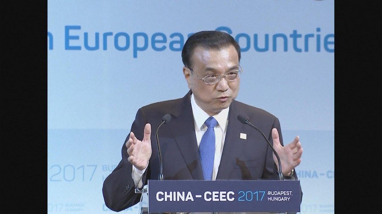 Chinese Premier Proposes 5 Initiatives to Advance Cooperation with CEE Countries