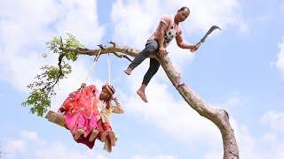 Best Amazing comedy video totally funniest video 2021 Bindas fun bd