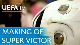 UEFA EURO 2016: Making of the mascot