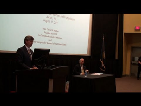Fortenberry And Walker Highlight Budget Woes