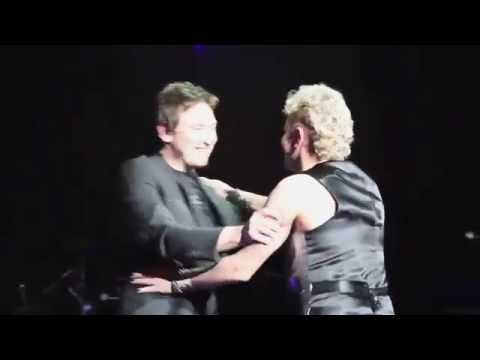 Alan Wilder piano, vocal Martin Gore -  Somebody (Live @ London, Royal Albert Hall, 17.02.2010)