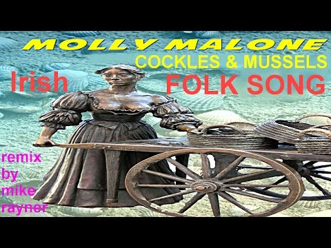 Best Folk Song Of All, Beautiful Haunting Celtic Country Music, Top Irish Songs, Cockles and Mussels