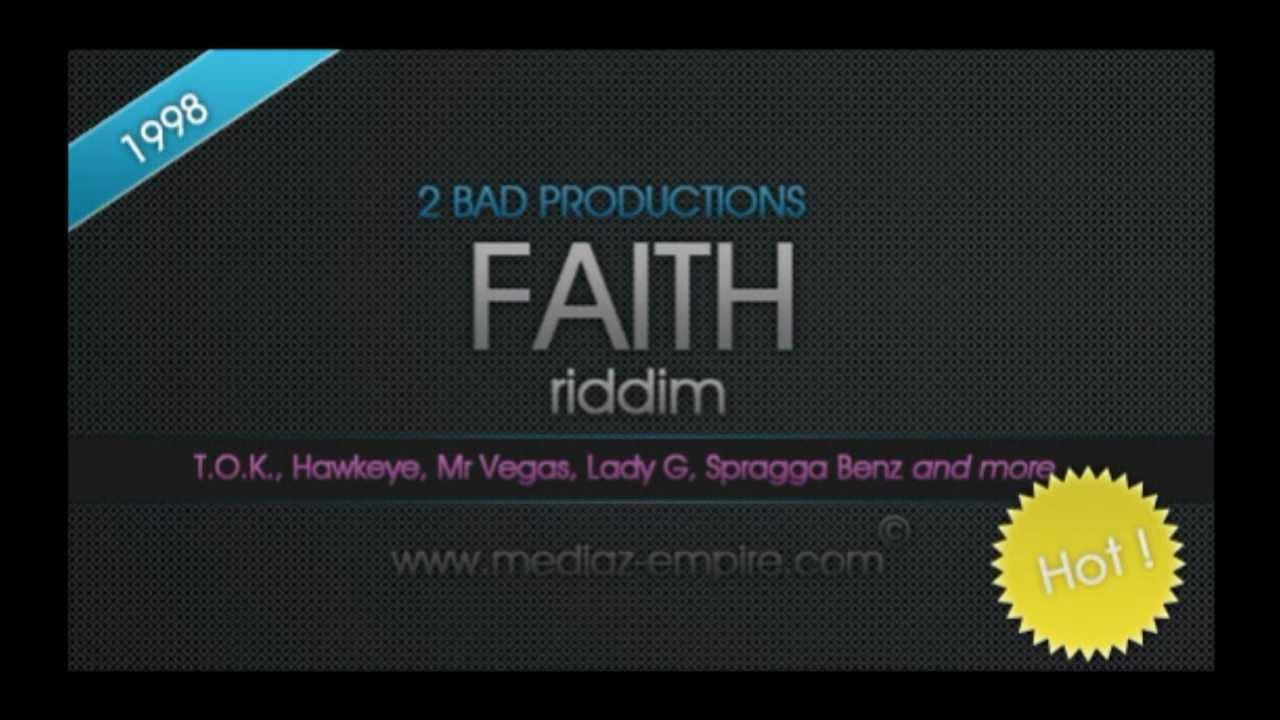 Faith Riddim Mix (Dr  Bean Soundz)   Dr  Bean Soundz Presents
