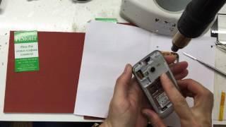 Как разобрать Samsung G313 (часть 2)