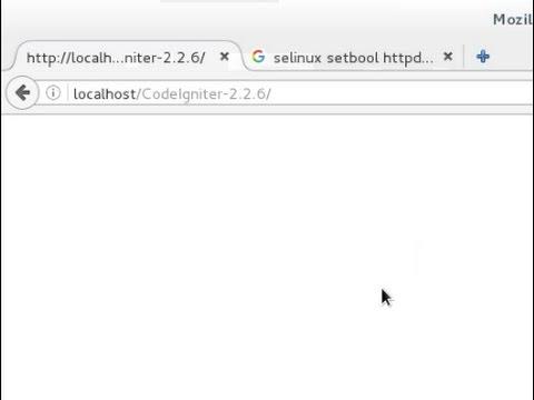 Codeigniter problem - Blank screen when connect with postgresql