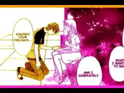 Kyo & Tohru --I'm falling even more in love with you ...