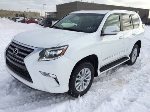 new white 2015 lexus gx 460 4wd 4dr premium package review. Black Bedroom Furniture Sets. Home Design Ideas