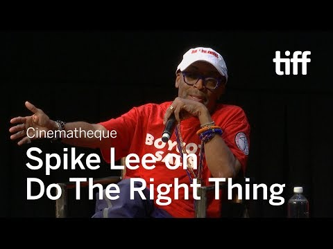 Spike Lee on DO THE RIGHT THING