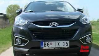 VRELE GUME Uporedni test Kia Sportage Hyundai iX35
