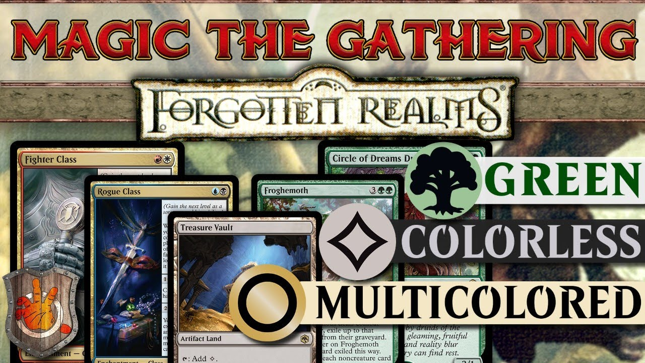 AFR - Green, Multicolored & Colorless Review| The Command Zone #413 | Magic: The Gathering Commander