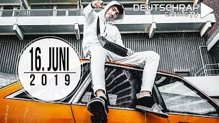 TOP 20 Deutschrap CHARTS | 16. Juni 2019