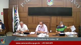 Reunião com Secretários Municipais - 13/09/2021