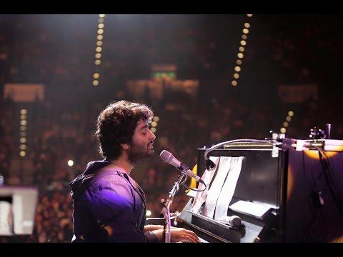 Arijit singh live HD   Jeena yaha marna yaha   evergreen songs medley