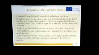 Developing Scientific Knowledge and Language Competences through the Goerudio Project