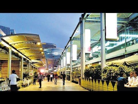 Gurgaon city Tour 2018 ( Gurugram ) New Modern City Gurgaon 2018 latest