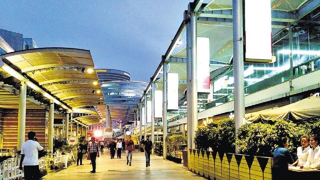Gurgaon city tour 2018 , Cyber city in Gurgaon 2018 latest