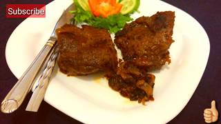 Steak (Beef steak) / How to make beef steak recipe / Spicy yummy and delicious!!