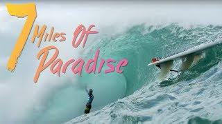 7 Miles of Paradise - Official Trailer - Anastasia Ashley, Sunny Garcia - Something Kreative [HD]